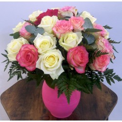 Bouquet le Jardin de roses