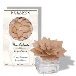 Fleur en bois de bouleau - diffuseur Fleur de coton  - 100ml - Maison Durance