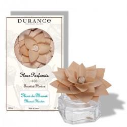 Fleur en bois de bouleau - diffuseur Fleur de monoï  - 100ml - Maison Durance