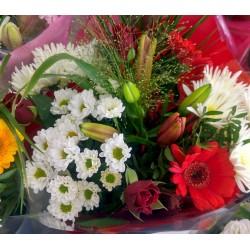 bouquet allumette